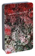 Wall Abstract 37 Portable Battery Charger