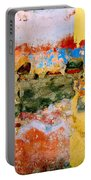 Wall Abstract 7 Portable Battery Charger