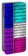 Wall Color Wall Portable Battery Charger by Semmick Photo