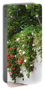 Wall Flowers Portable Battery Charger