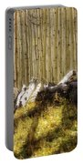 Wall Of Aspens  Portable Battery Charger