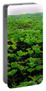Wall Of Ivy Portable Battery Charger