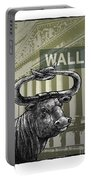 Wall Street Portable Battery Charger