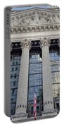 Wall Street New York Stock Exchange Nyse  Portable Battery Charger