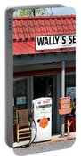 Wally's Service Station Mayberry Nc Portable Battery Charger