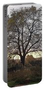 Walnut Tree Series Poster Edges Portable Battery Charger