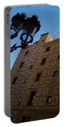 Wandering Around The Streets Of Barcelona Spain Portable Battery Charger