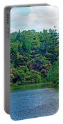 Waoleke Pond Forest Portable Battery Charger