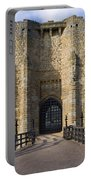 Warkworth Castle Gate House Portable Battery Charger