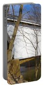 Warnke Covered Bridge  Portable Battery Charger