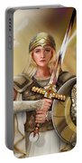 Warrior Bride Portable Battery Charger