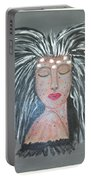 Warrior Woman #2 Portable Battery Charger