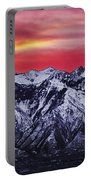 Wasatch Sunrise 3x1 Portable Battery Charger by Chad Dutson