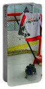 Washington Capitals Home Hockey Jersey Portable Battery Charger