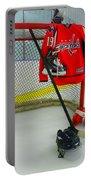 Washington Capitals Nicklas Backstrom Home Hockey Jersey Portable Battery Charger