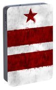Washington D.c. Flag Portable Battery Charger