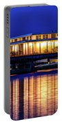 Washington D.c. -kennedy Center Portable Battery Charger