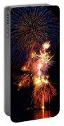 Washington Monument Fireworks 3 Portable Battery Charger