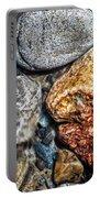 Washington River Rock Portable Battery Charger