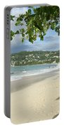 Watching The Beach Portable Battery Charger