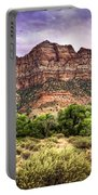 Watchman Trail - Zion Portable Battery Charger