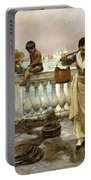 Water Carriers. Venice Portable Battery Charger