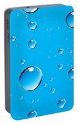 Water Drops Portable Battery Charger