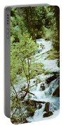 water fall Lolo pass 2 Portable Battery Charger