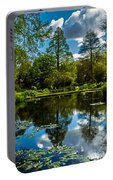 Water Garden Portable Battery Charger