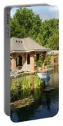Water Garden Serenity Portable Battery Charger