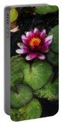 Water Lily Acanthius Portable Battery Charger