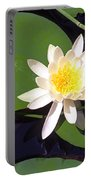 Water Lily I I I Portable Battery Charger