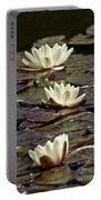 Water Lily Pictures 64 Portable Battery Charger