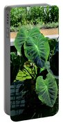 Water Plants Portable Battery Charger