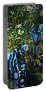 Water Reflections 7 Portable Battery Charger