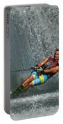 Water Skiing Magic Of Water 14 Portable Battery Charger