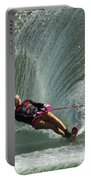 Water Skiing Magic Of Water 27 Portable Battery Charger