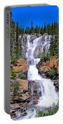 Water Water And More Water Hence Waterfall Portable Battery Charger