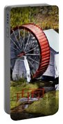 Water Wheel Portable Battery Charger