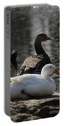 Waterbirds Portable Battery Charger