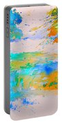 Watercolor 45314012 Portable Battery Charger