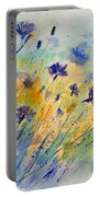 Watercolor 45417052 Portable Battery Charger