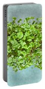 Watercress Portable Battery Charger