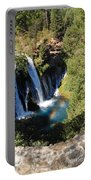 Waterfall And Rainbow 2 Portable Battery Charger