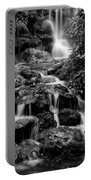 Waterfall At Rainbow Springs Portable Battery Charger