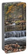 Waterfall - George Childs State Park Portable Battery Charger