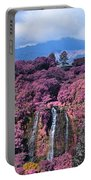 Waterfall Kauai Hawaii  Portable Battery Charger