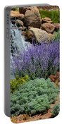 Waterfall Lanscape Portable Battery Charger