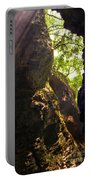 Waterfall Mountain Portable Battery Charger