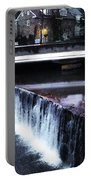 Waterfall New Hope Pa Portable Battery Charger